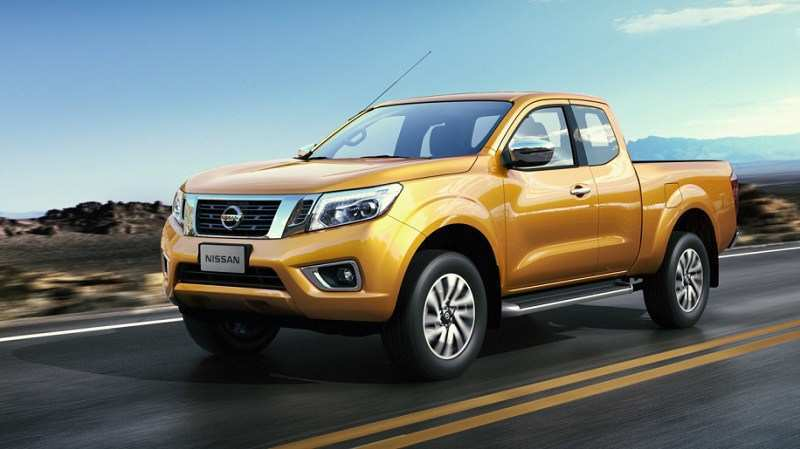 95 The Best 2020 Nissan Frontier First Drive