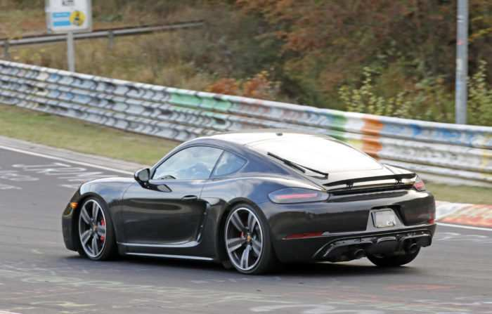 95 The Best 2020 Porsche Cayman New Model And Performance