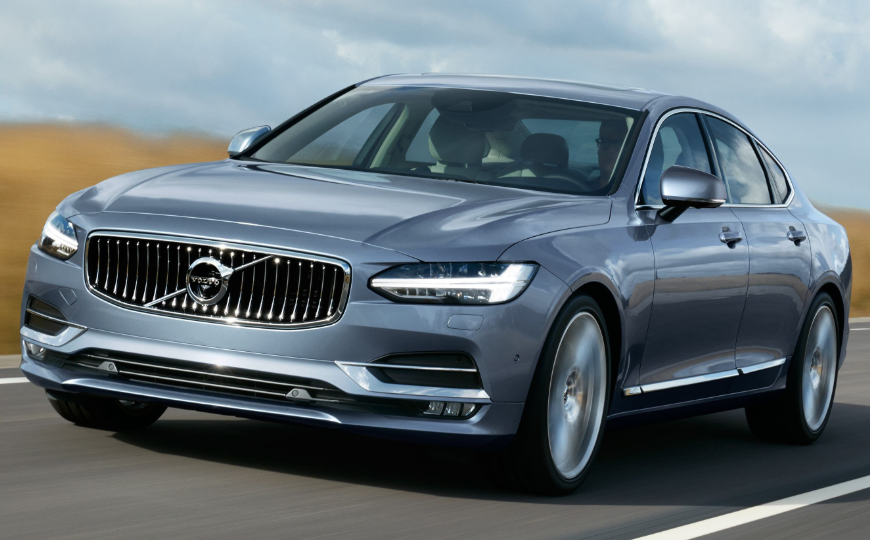 95 The Best 2020 Volvo S90 Photos