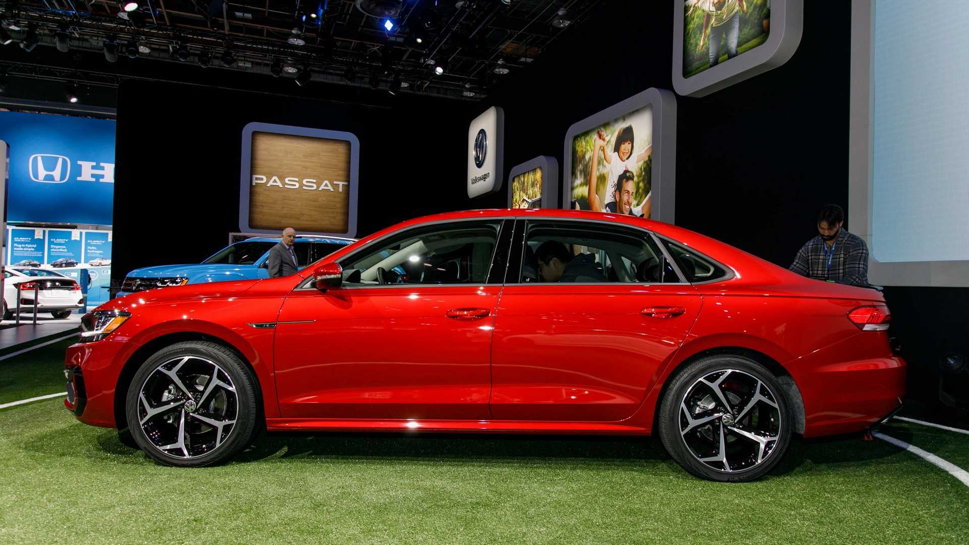 95 The Best 2020 Vw Passat Price And Review