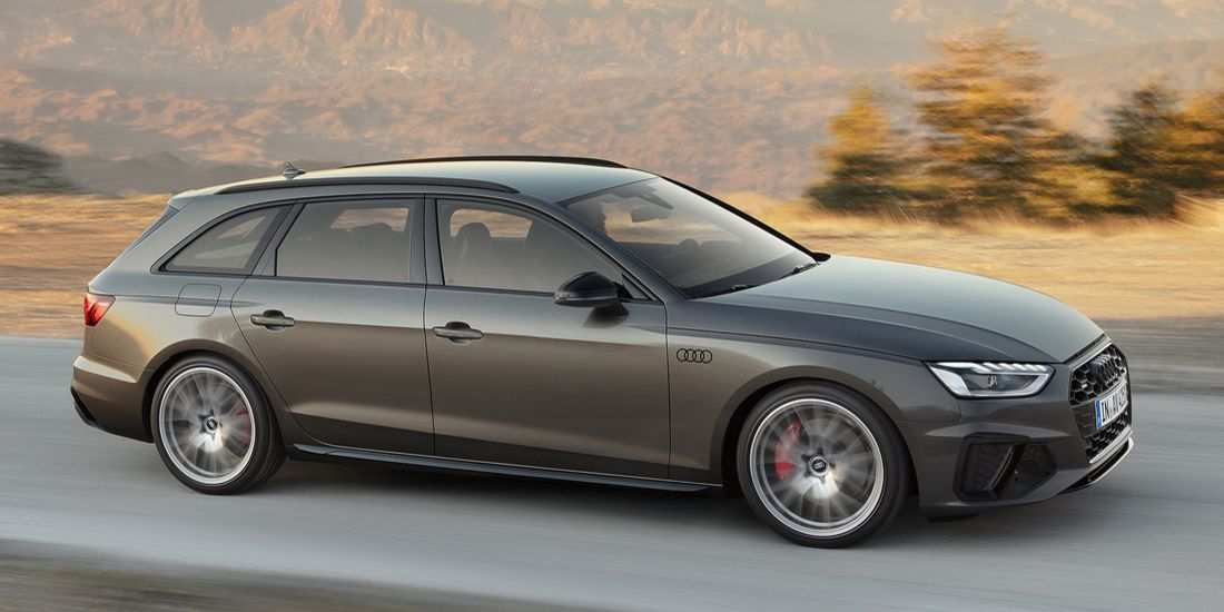95 The Best Audi A4 B10 2020 Performance And New Engine
