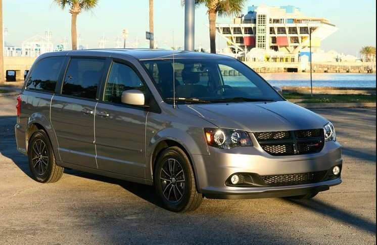 95 The Best Dodge Caravan 2020 Concept And Review