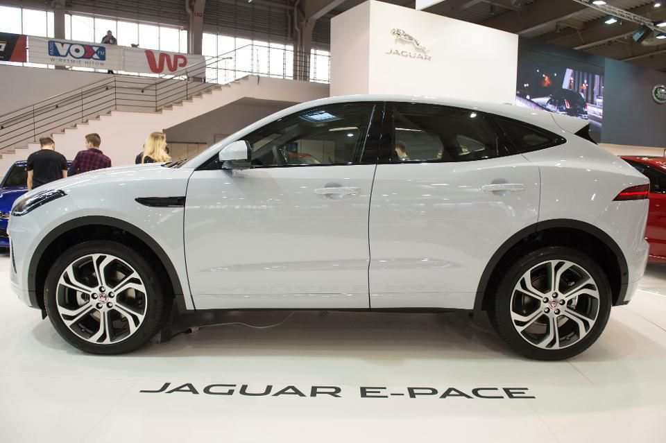 95 The Best Jaguar E Pace 2020 Review And Release Date