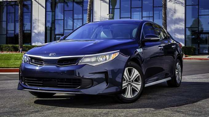 95 The Best Kia Optima Phev 2020 Price And Review