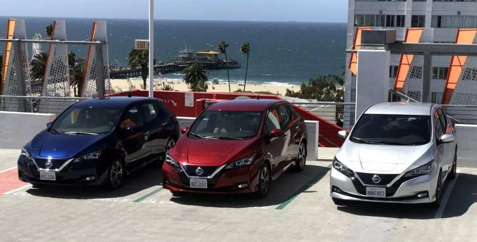 95 The Best Nissan Leaf 2020 Uk Overview