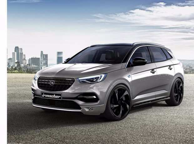 95 The Best Opel Grandland X Facelift 2020 Concept and Review