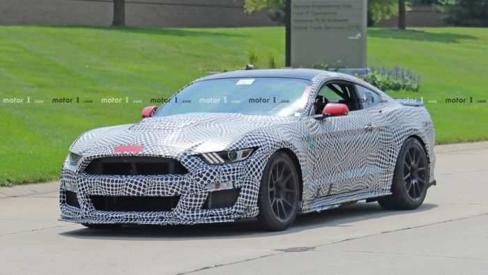 95 The Best Spy Shots Ford Mustang Svt Gt 500 Performance