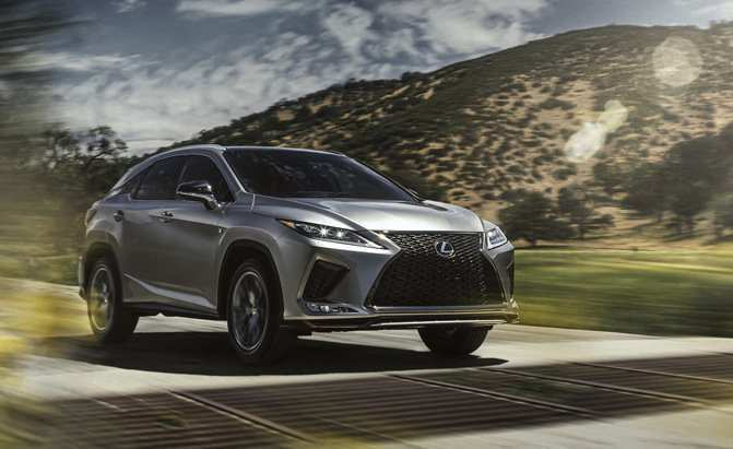95 The Lexus Android Auto 2020 New Model And Performance
