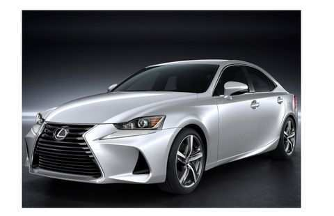 95 The Lexus Is 200T 2019 Redesign