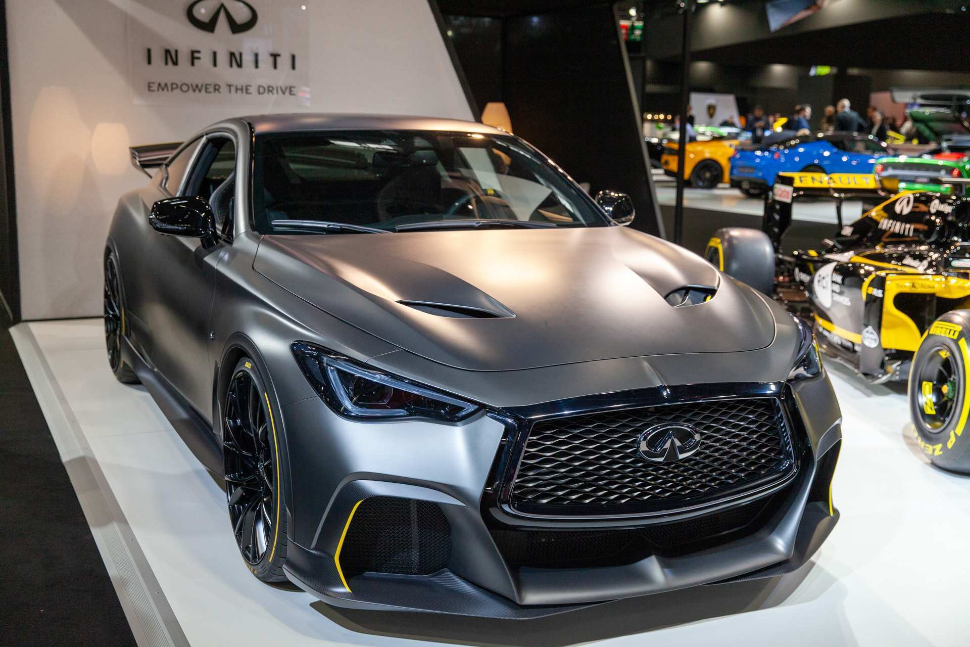 95 The New Infiniti Coupe 2020 Performance And New Engine