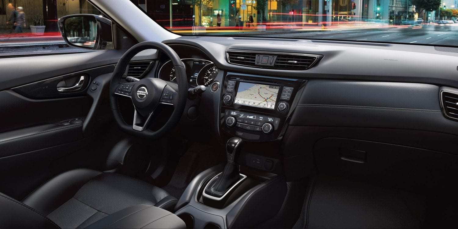 95 The Nissan 2019 Interior Price And Release Date