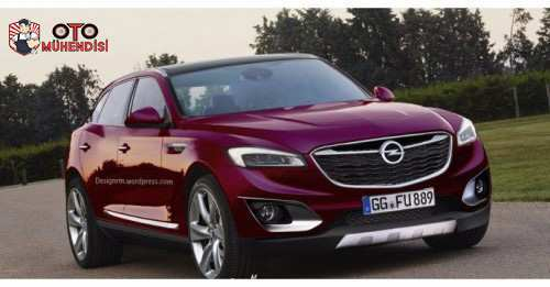 95 The Opel Omega X 2020 Price And Review