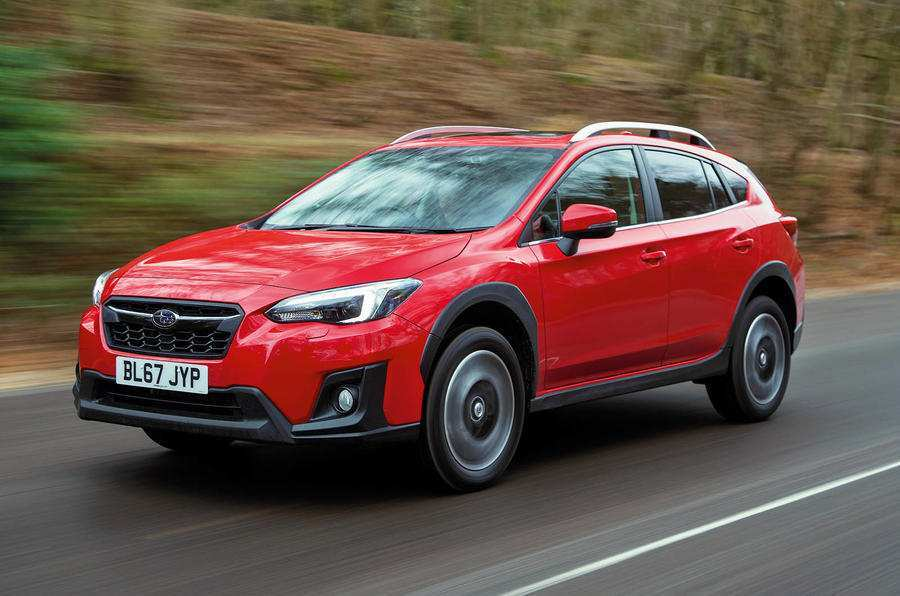 95 The Subaru Xv 2019 Review Research New