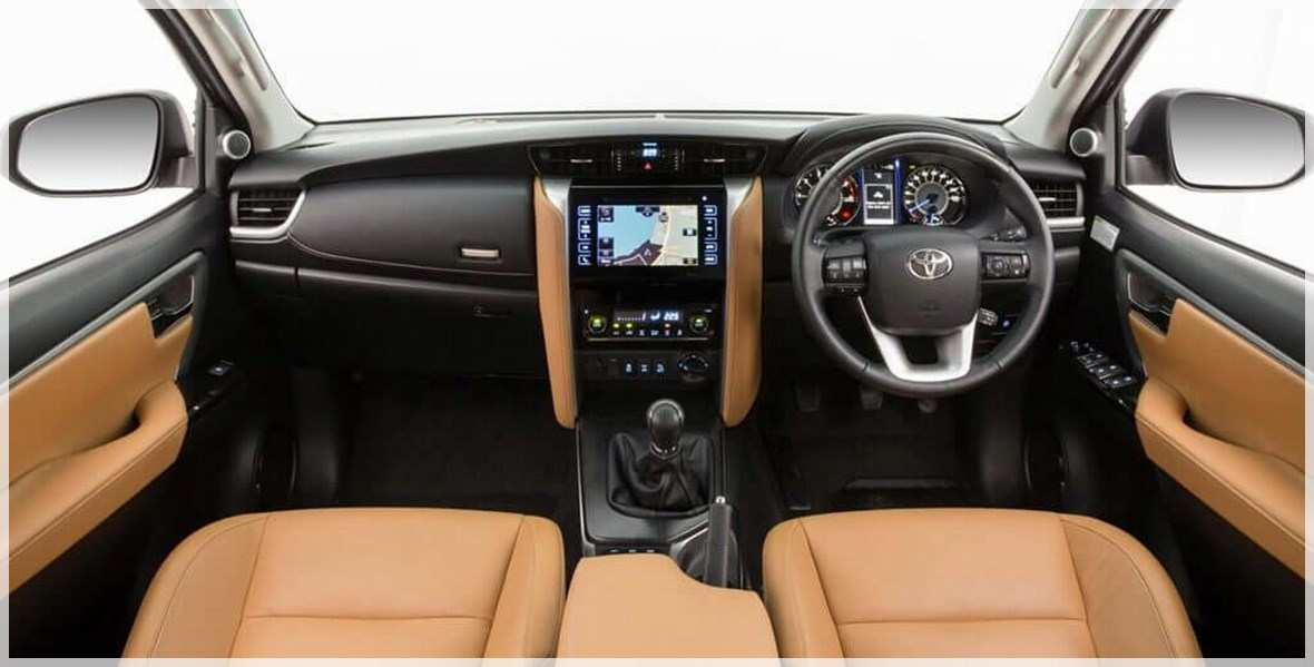95 The Toyota Fortuner Facelift 2020 India New Review