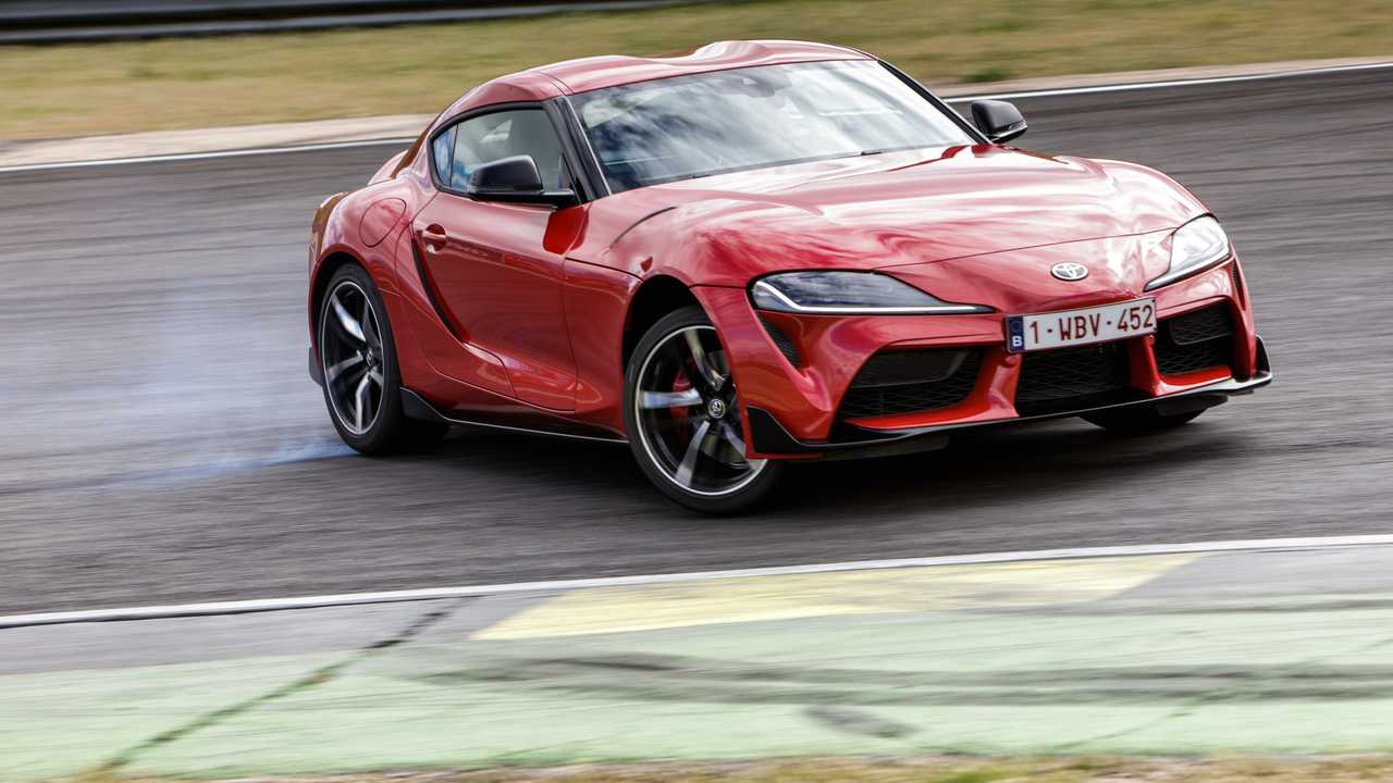 95 The Toyota Supra 2019 Performance And New Engine