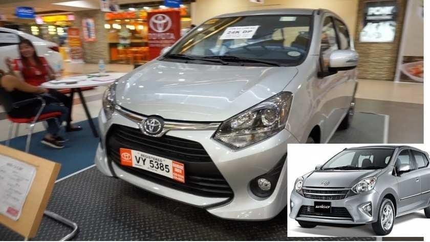 95 The Toyota Wigo 2019 Philippines Specs
