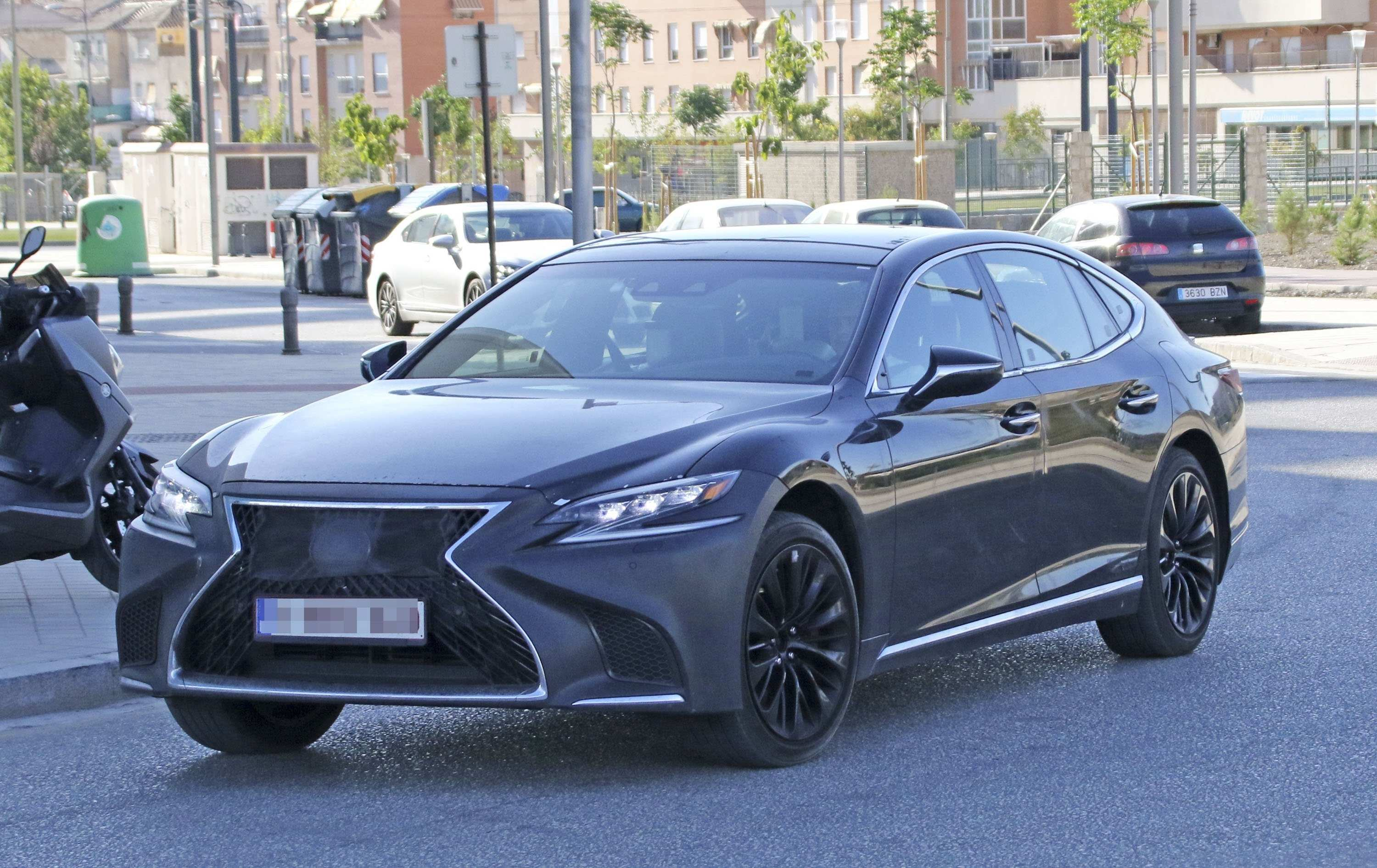 95 The When Lexus 2019 Come Out Spy Shoot