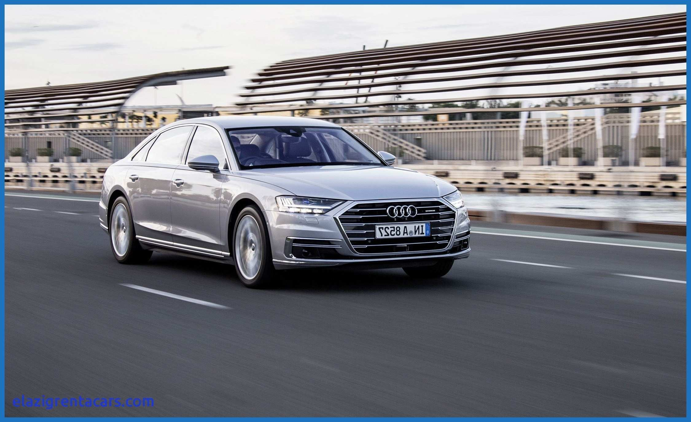 96 A 2019 Audi A8 L In Usa Redesign