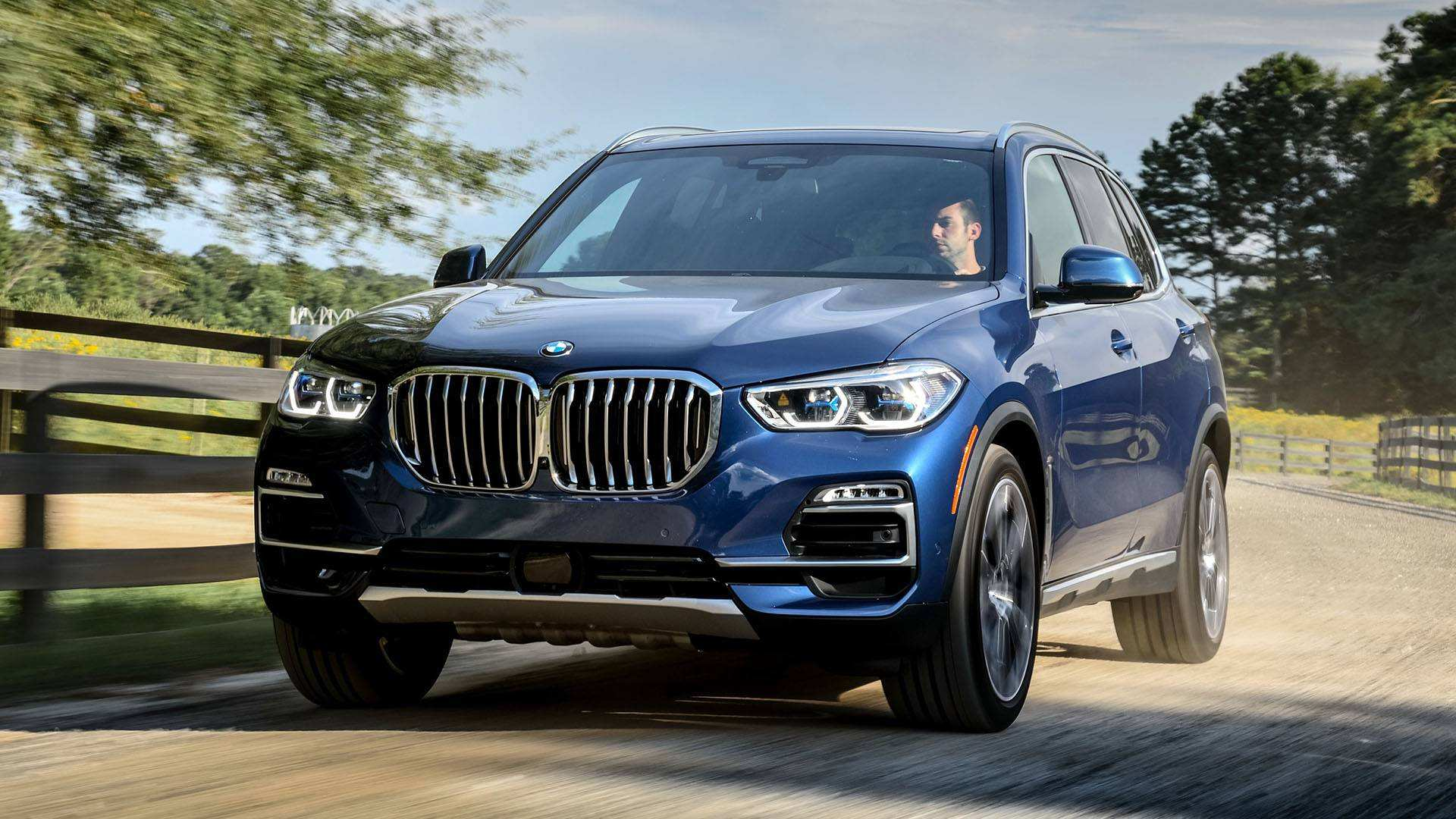 96 A 2019 BMW X5 Spesification