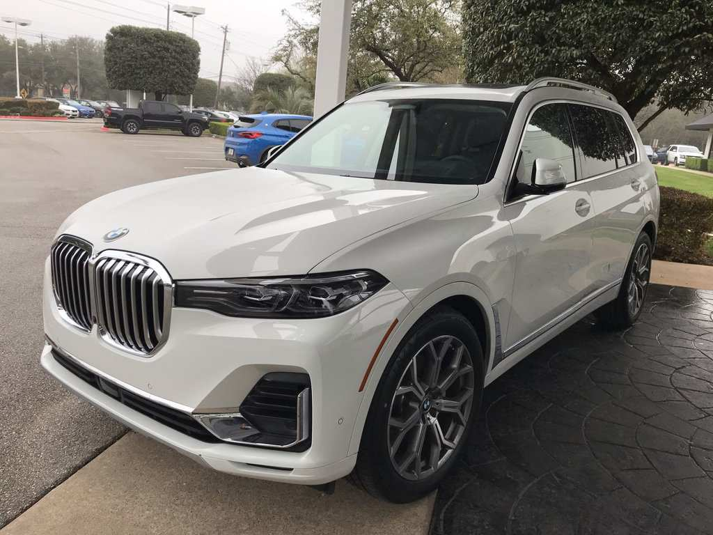 96 A 2019 BMW X7 Review And Release Date