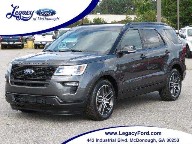 96 A 2019 Ford Explorer Sports Release Date