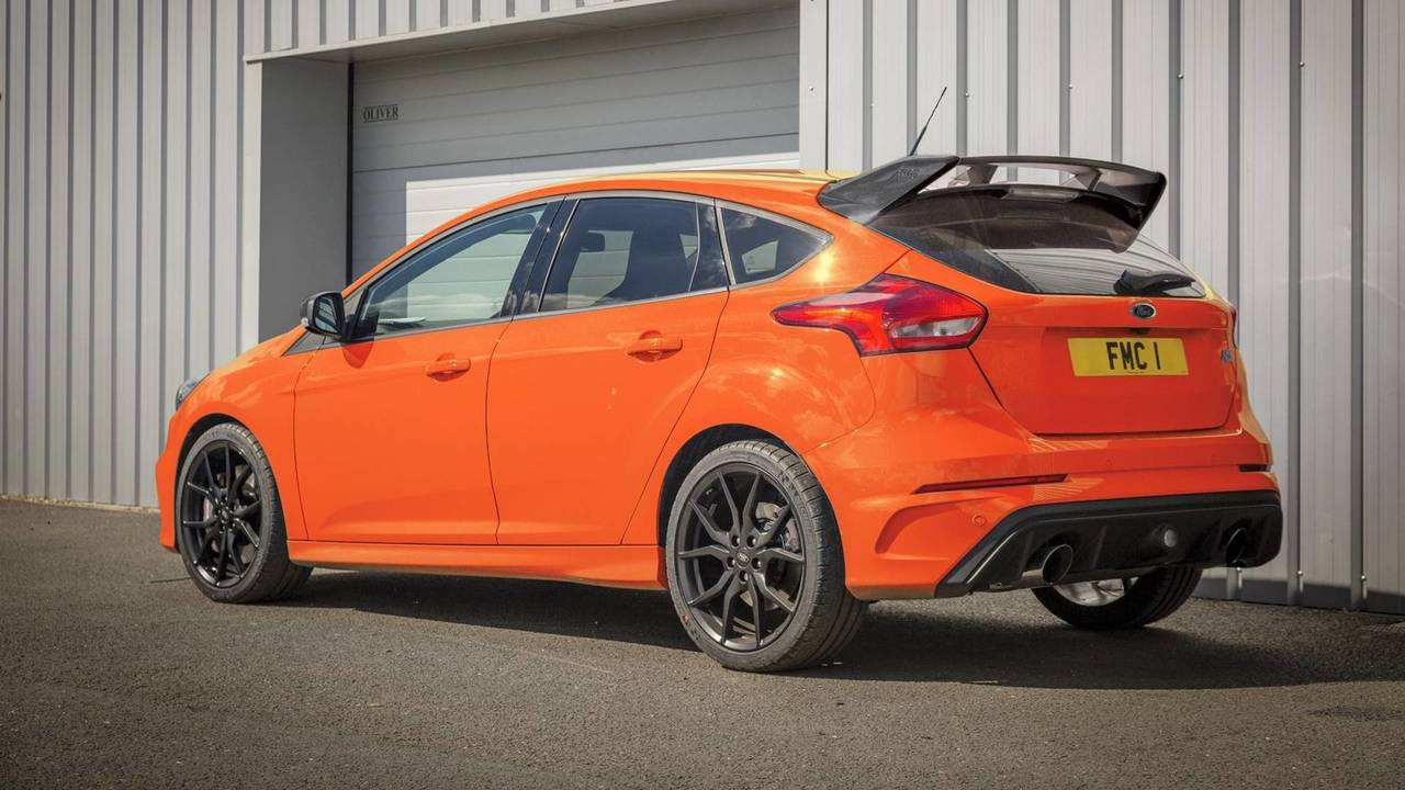 96 A 2019 Ford Focus Rs St Price And Review