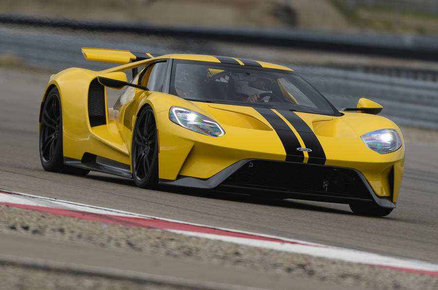96 A 2019 Ford Gt Supercar Rumors