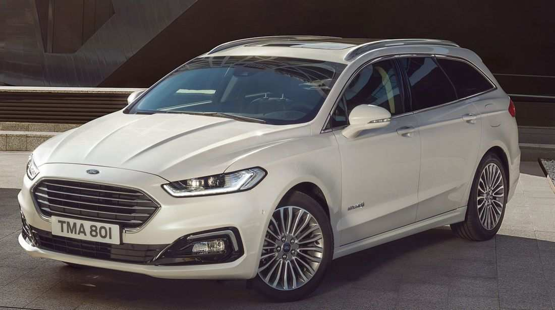 96 A 2019 Ford Mondeo Vignale History