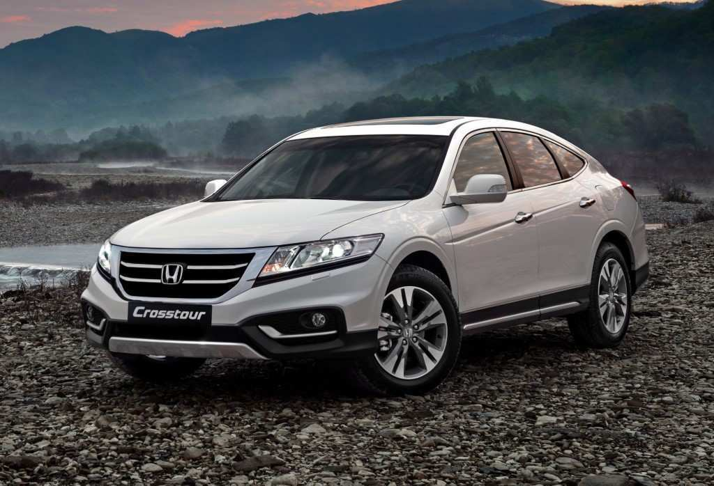 96 A 2019 Honda Crosstour Release Date And Concept