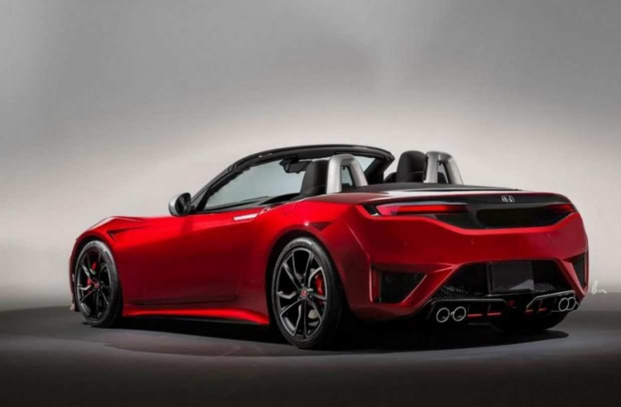 96 A 2019 Honda S2000 Release Date And Concept