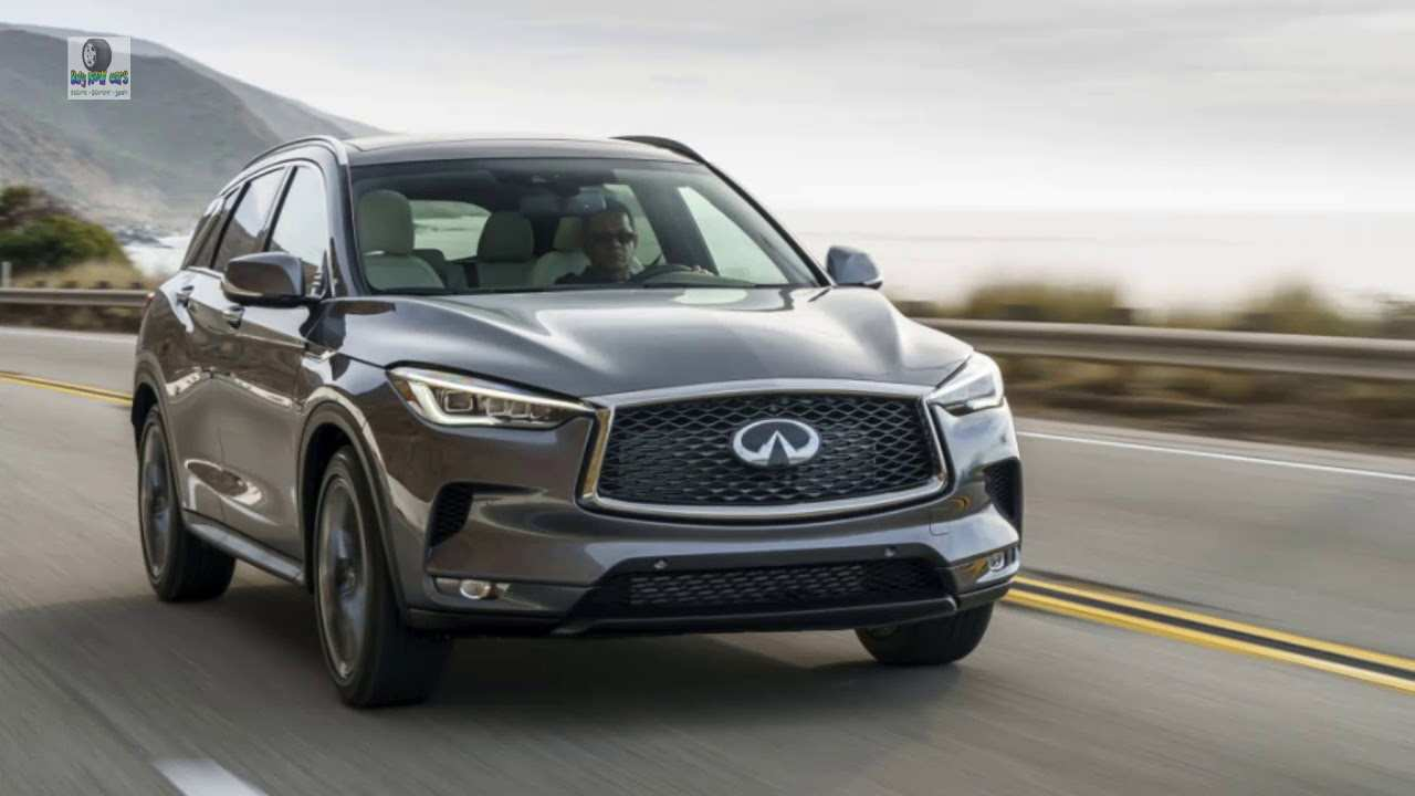 96 A 2019 Infiniti Commercial Overview