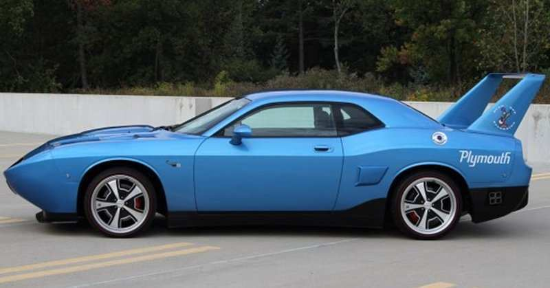 96 A 2019 Plymouth Roadrunner Performance