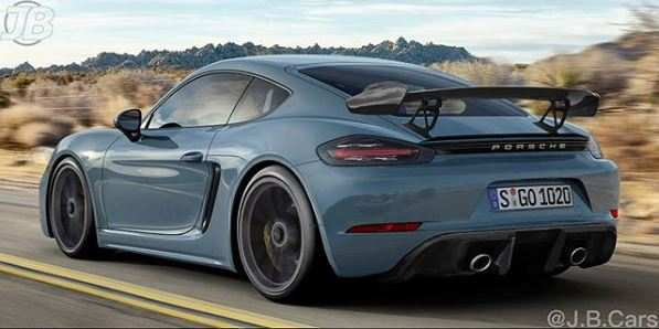 96 A 2019 Porsche Cayman Redesign And Concept