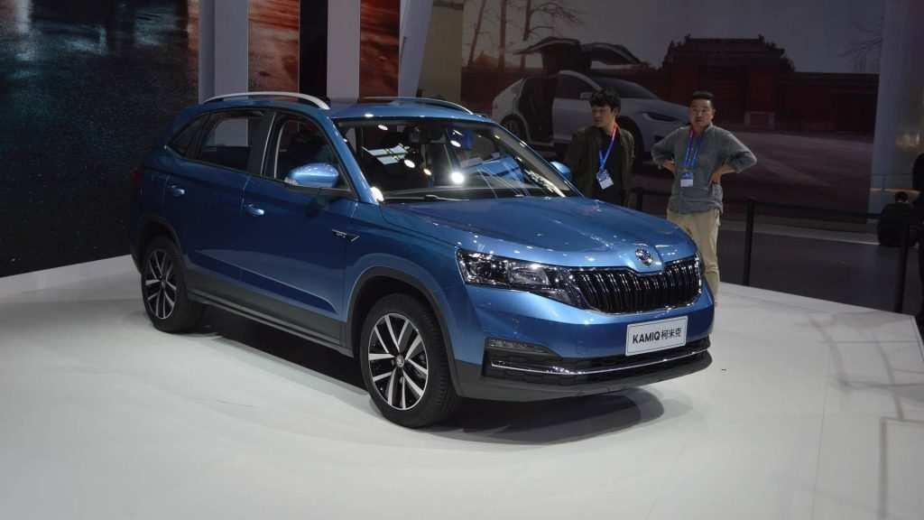96 A 2019 Skoda Snowman Full Preview First Drive