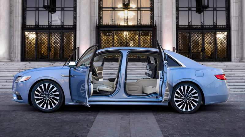 96 A 2019 The Lincoln Continental Review And Release Date