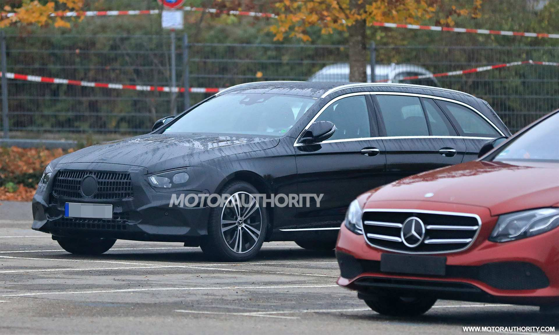 96 A 2019 The Spy Shots Mercedes E Class Engine
