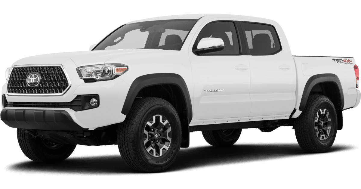 96 A 2019 Toyota Tacoma New Concept