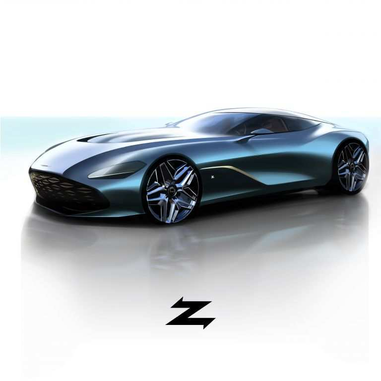 96 A 2020 Aston Martin DB9 Price And Release Date