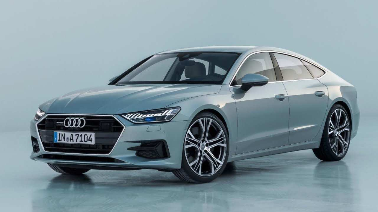 96 A 2020 Audi A7 New Review