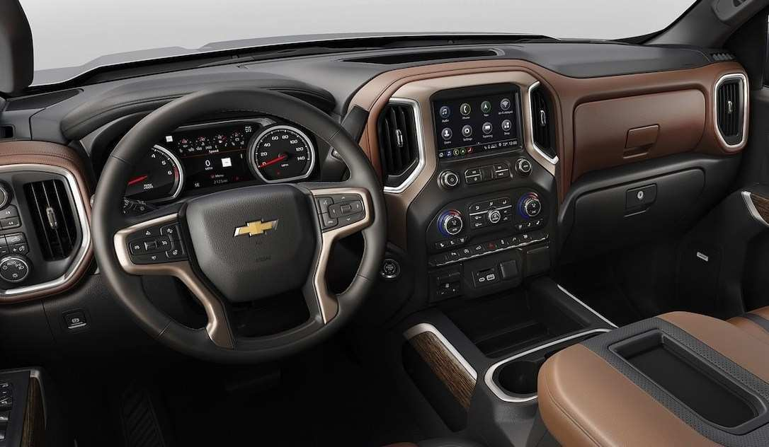 96 A 2020 Chevrolet Suburban New Review