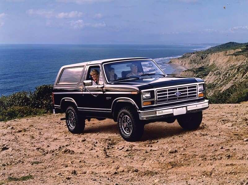 96 A 2020 Ford Bronco Review And Release Date