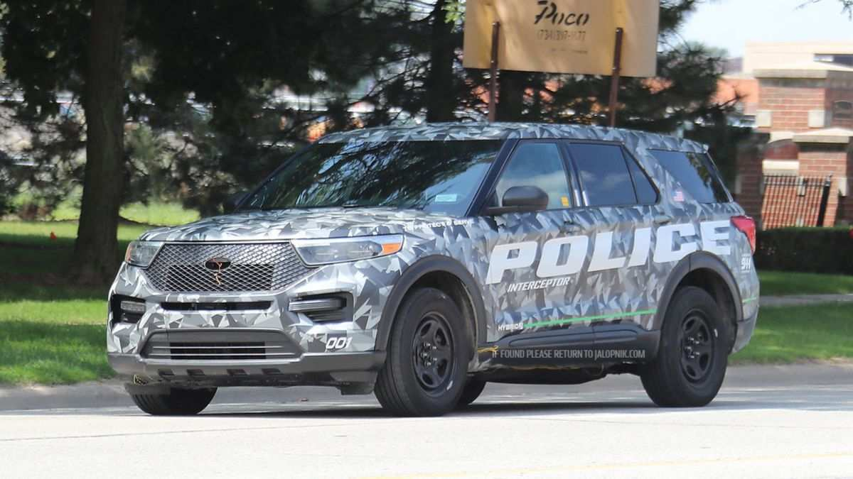 96 A 2020 Ford Explorer Jalopnik Spesification