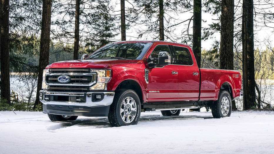 96 A 2020 Ford F100 Redesign And Review