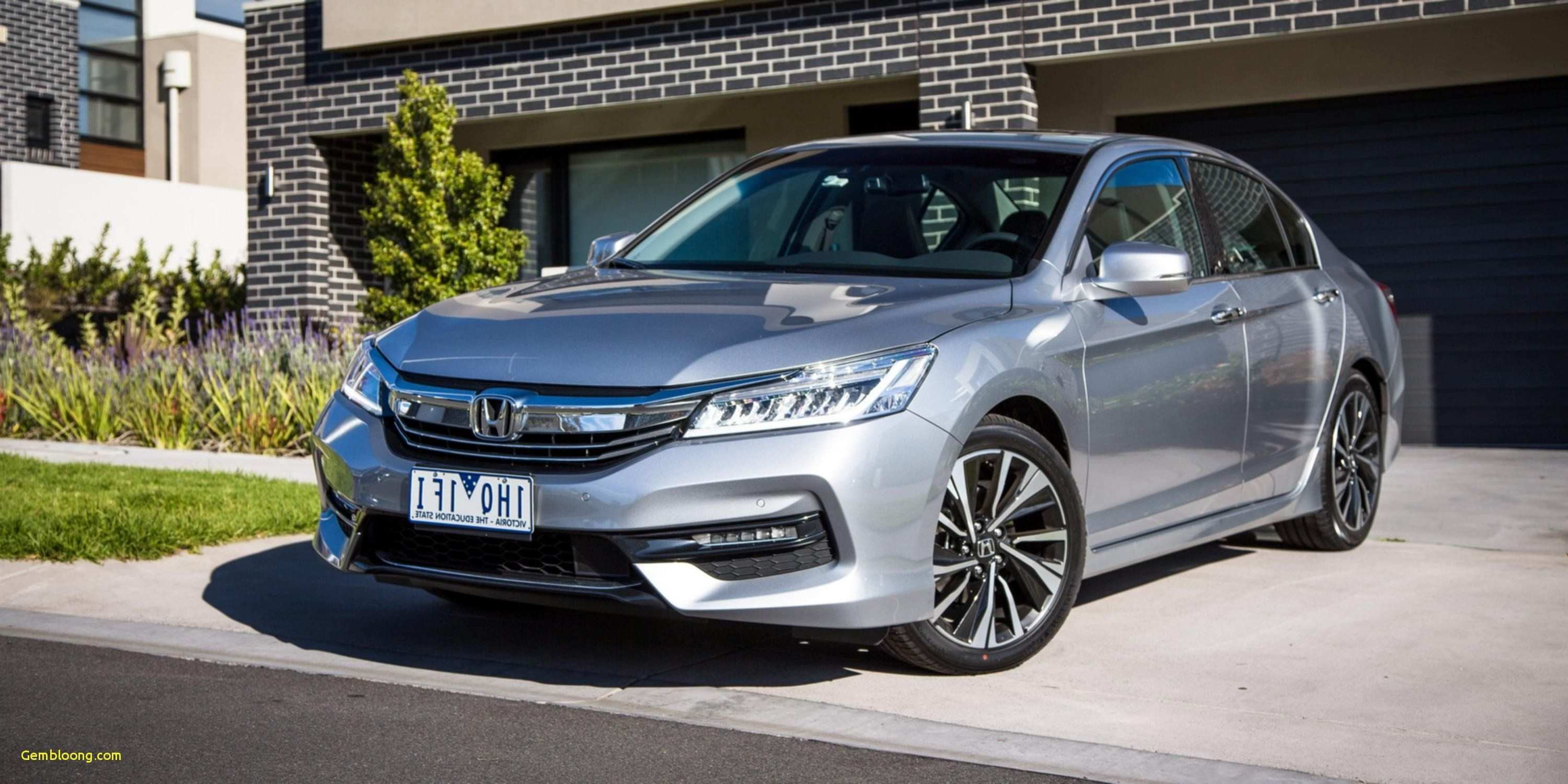 96 A 2020 Honda Crosstour Exterior And Interior