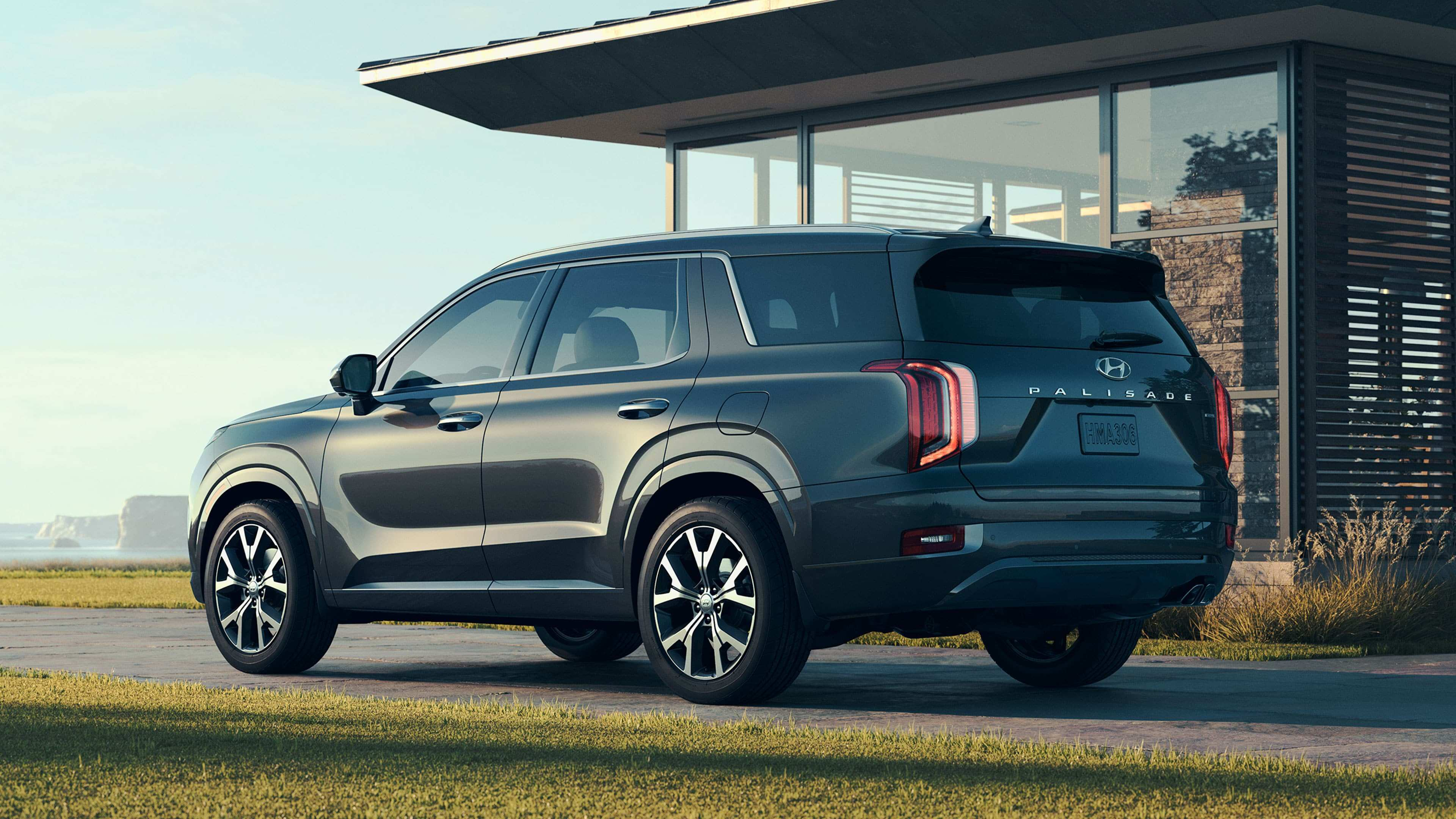96 A 2020 Hyundai Palisade Hybrid Ratings