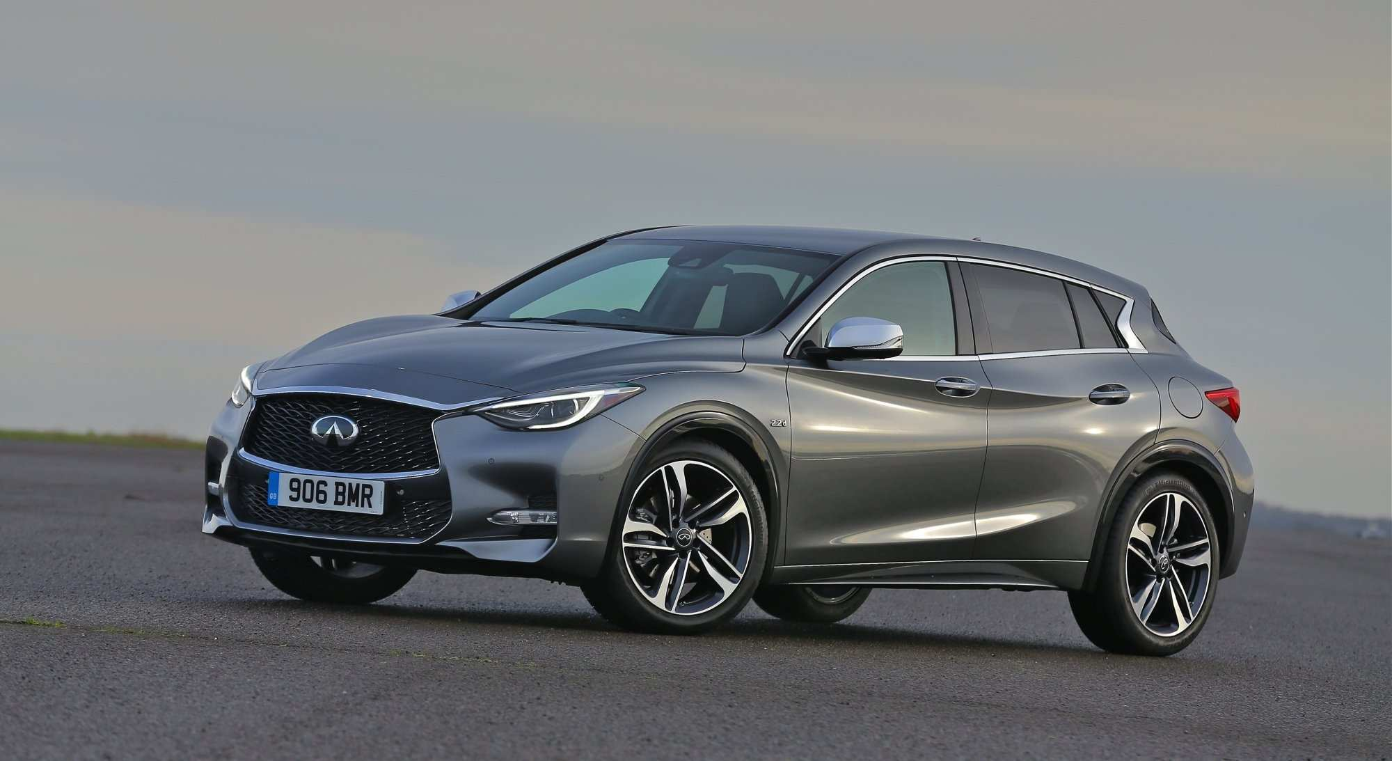 96 A 2020 Infiniti Q30 Ratings