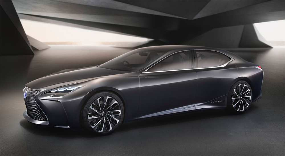 96 A 2020 Lexus LS Photos