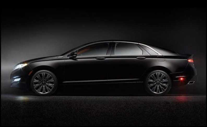 96 A 2020 Lincoln MKZ Hybrid New Concept