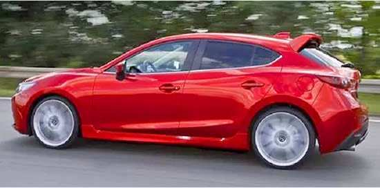 96 A 2020 Mazdaspeed 3 Overview