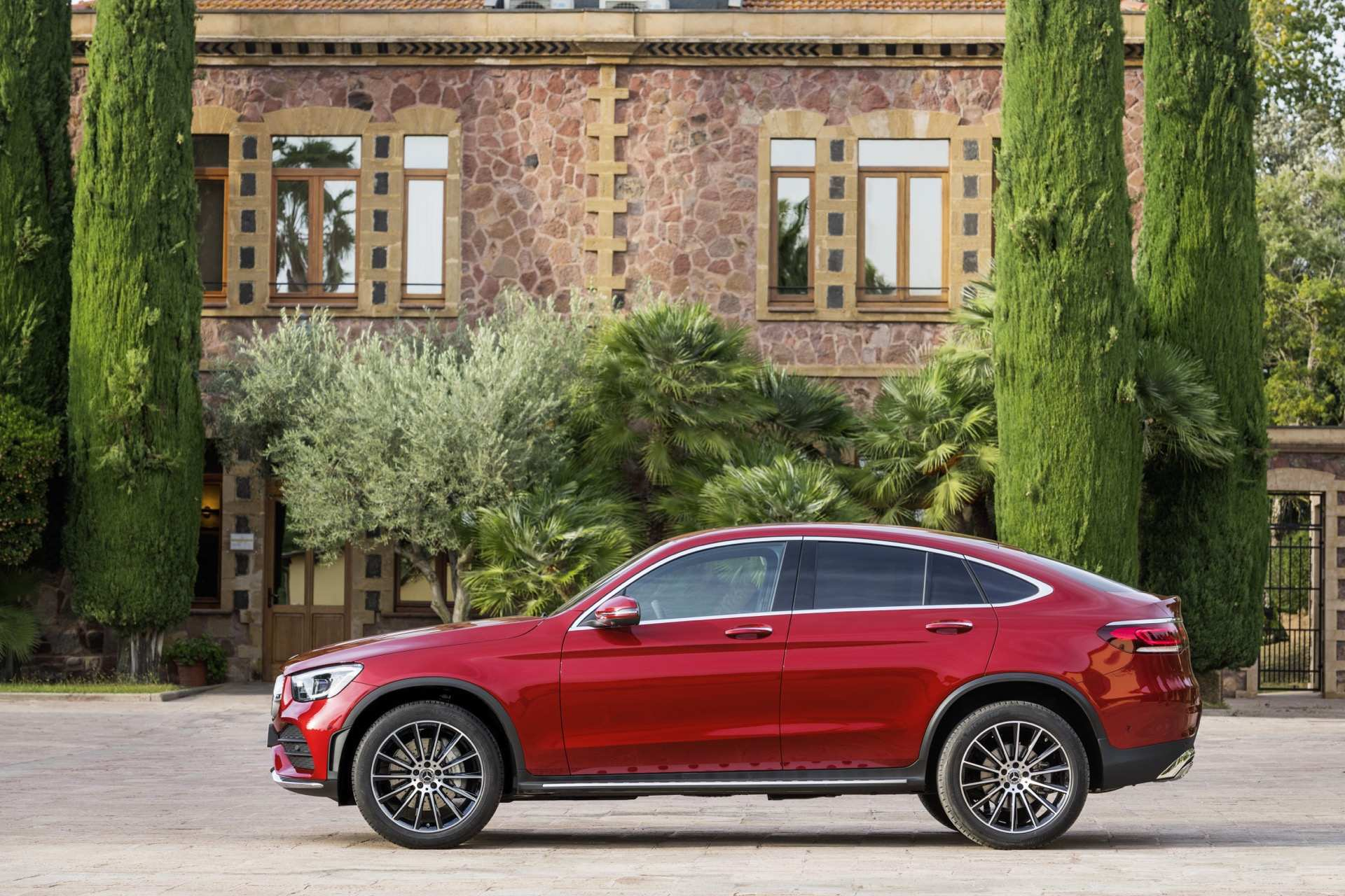 96 A 2020 Mercedes Glc Redesign And Concept